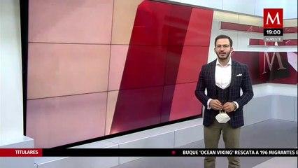 Milenio Noticias, con Pedro Gamboa, 31 de julio de 2021