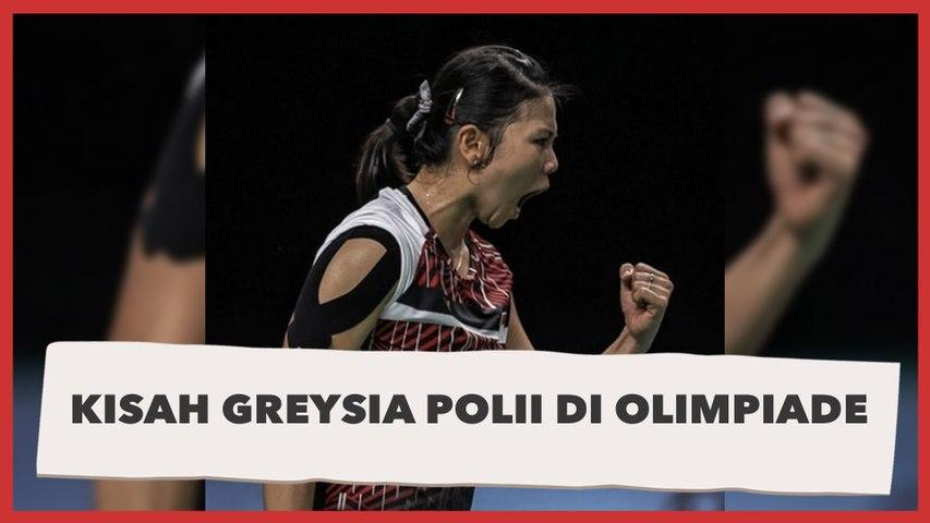 Kisah Greysia Polii di Olimpiade: Pernah Didiskualifikasi, Nyaris Pensiun, Kini ke Final