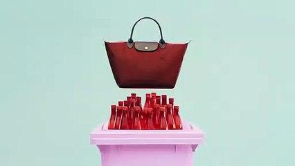 """تغيير كبير لحقيبة  """"Le Pliage"""" من Longchamp"""