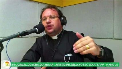 'Padre das Multidões' do Sertão recebe convite para ser candidato em 2022 e resposta surpreende