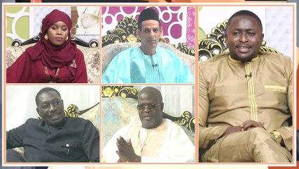 KEUR SIDY avec Chérif Ibrahima AIDARA, Doudou Diagne DJEKKO et Pape FAYE