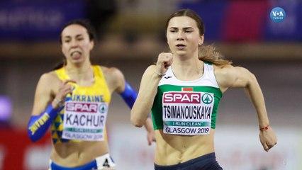 Belaruslu Atlet Ülkesine Dönmemek İçin THY Uçağına Binmedi