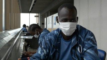 Un atleta sursudanés vivió 21 meses en Japón para prepararse para los Juegos Olímpicos de Tokio