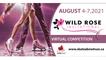 2021 Wild Rose Invitational - August 4-7, 2021 – Virtual Event