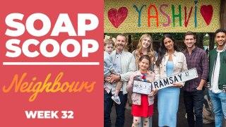 Neighbours Soap Scoop! Yashvi says goodbye