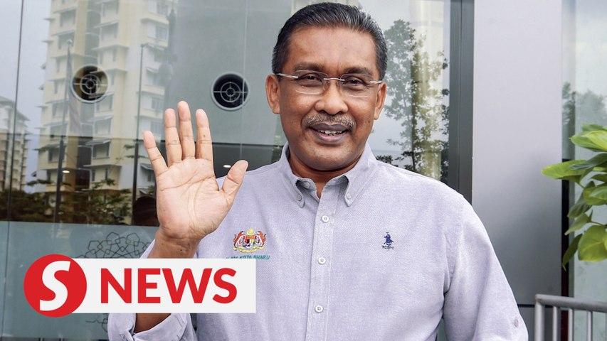 Takiyuddin underwent three-hour surgery due to heart problems, says report