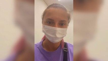 Verstörender Hilferuf: Belarussische Sprinterin sollte wohl entführt werden