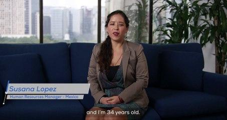 Our Employees Have Talent - Susana López