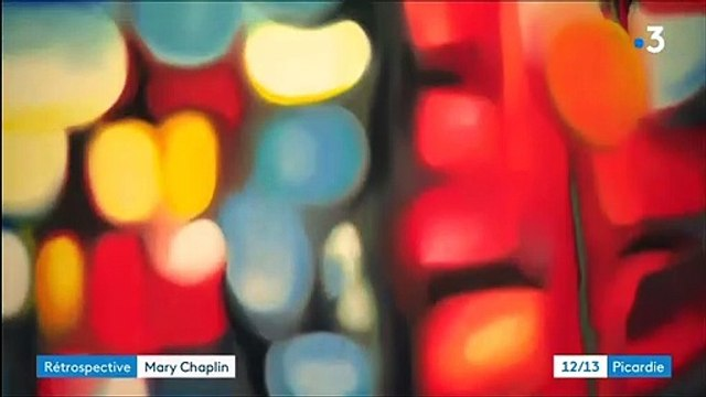 Mary Chaplin exposition Saint-Riquier
