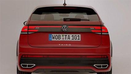 VW Taigo - Kompaktes SUV-Coupé