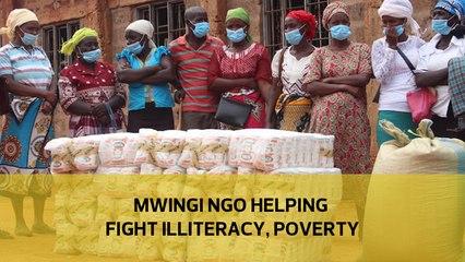 Mwingi NGO helping fight illiteracy, poverty