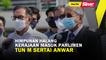 SINAR PM: Himpunan halang kerajaan masuk Parlimen, Tun M sertai Anwar