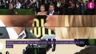 Blake Lively et Ryan Reynolds recreent leur premie