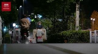'Mereka ingin menyembunyikan kami'_ Nasib tunawisma Jepang saat Olimpiade