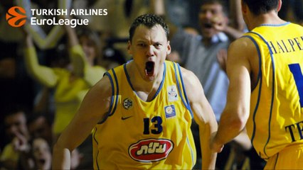 From the archive: Sarunas Jasikevicius highlights