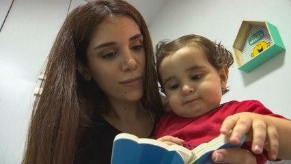 Während der Explosion geboren: Wunder-Baby aus Beirut feiert ersten Geburtstag