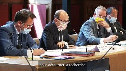 Quelle est l'influence étrangère sur le monde universitaire français ?