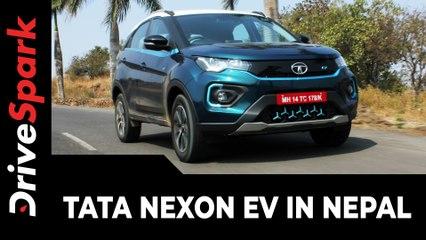 Tata Nexon EV In Nepal | Bestselling Priced At NPR 35.99 Lakh