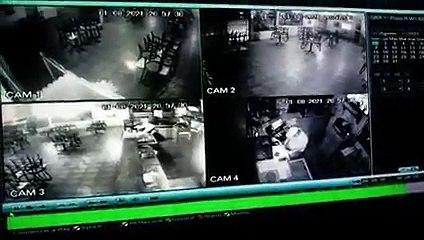 Cajero de bar en Limón se defiende y mata asaltante: otro huyó herido