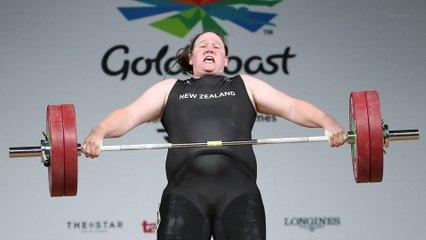 First Olympic Transgender Athlete Falls Short of Winning a Medal