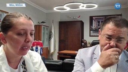Milas Belediye Başkanı Uçakla Müdahale İstiyor