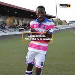 Le footballeur Gbané Mory dans Défi