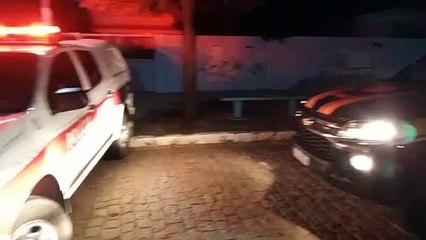 Em ação da PRF e PM, homem é preso após participar de assalto à residência na cidade de Pombal