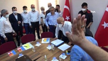 Bakan Elvan: 'Devletimiz, hükümetimiz tüm imkanlarıyla milletimizin hizmetindedir'