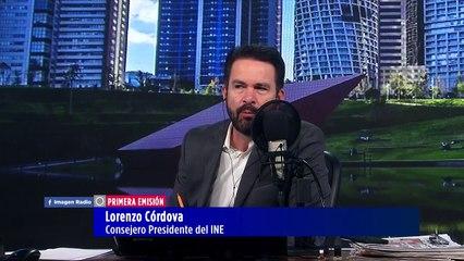 INE no tuvo recursos para realizar consulta popular: Lorenzo Córdova