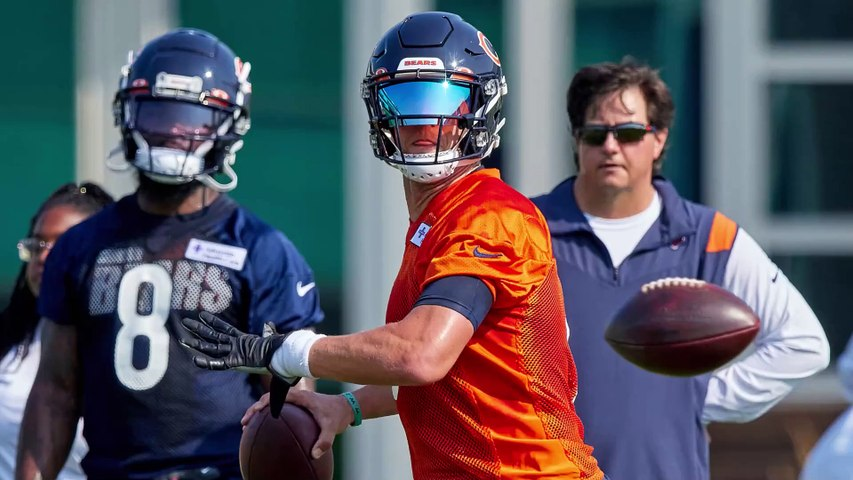 Nick Foles Third String in Name Only
