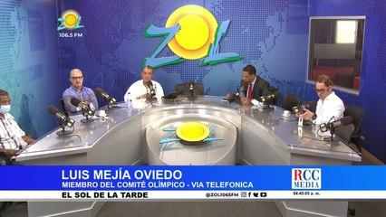 Luisin Mejía miembro comité olímpico desde Japón habla de las 3 medallas logradas por los criollos
