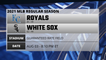 Royals @ White Sox Game Preview for AUG 03 -  8:10 PM ET