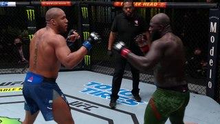 Ciryl Gane UFC 265 B-roll
