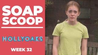 Hollyoaks Soap Scoop! Ella runs away