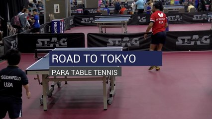 Road To Tokyo Para Table Tennis