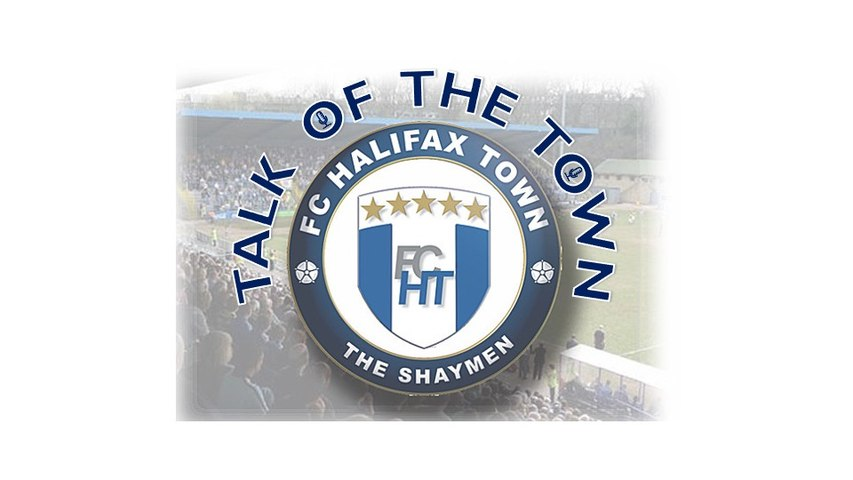 Talk Of The Town - Episode 11: Dave Hanson