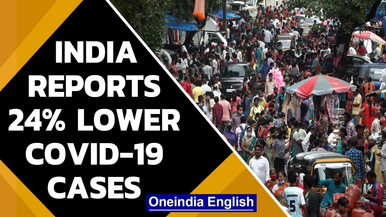 Covid-19: India reports 30,549 new Covid-19 cases in 24 hours | Oneindia News