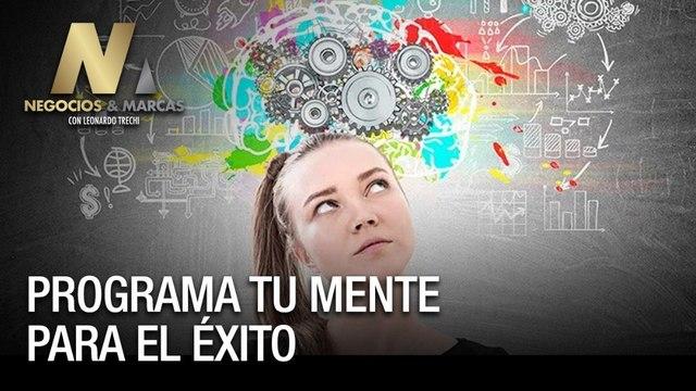 Programa tu mente para el éxito: PNL para emprendedores - Negocios y Marcas