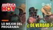 América Hoy: Ethel Pozo mostro video inédito de su pedida de mano (HOY)