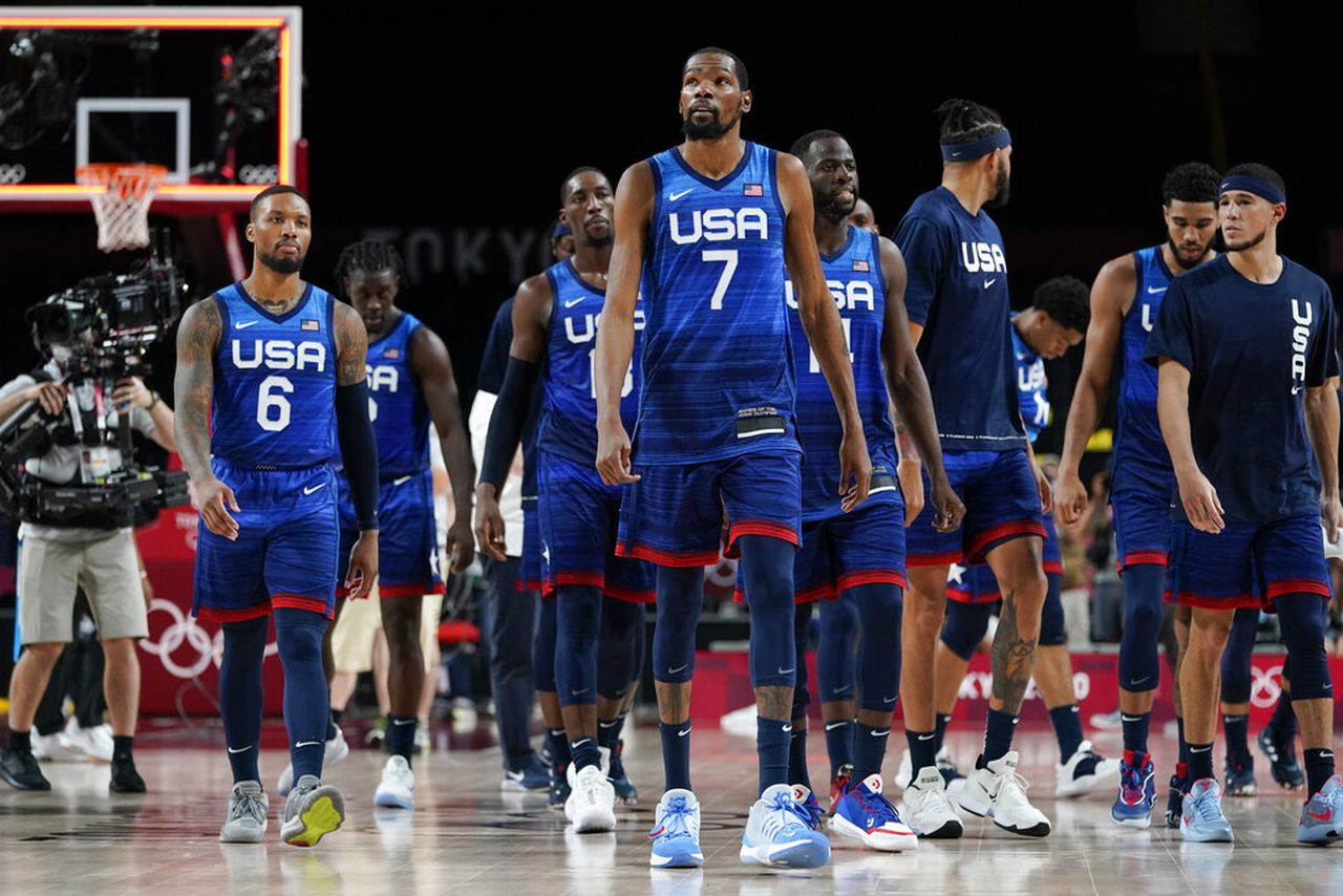 US Men's Basketball Advances to Olympic Semifinals