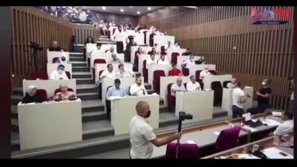 CHP'li Başkan AKP'li üyeleri böyle sakinleştirdi