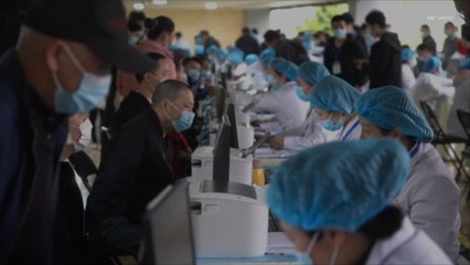 China Orders Mass Testing As Delta Outbreak Spreads