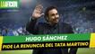Hugo Sánchez pide la renuncia de Gerardo Martino tras perder la Copa Oro