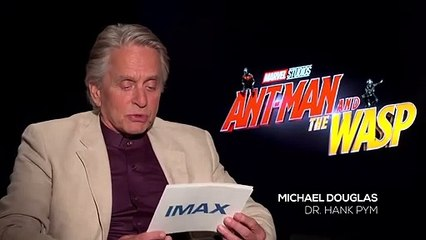 IMAX® Presents: What would the Ant-Man and the Wasp cast do with 26% more?