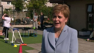 Sturgeon: PM has to explain why he declined Scotland meeting