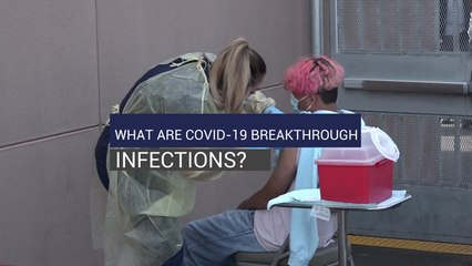 What Are COVID-19 Breakthrough Infections?