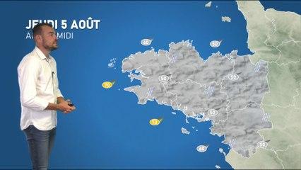 Illustration de l'actualité La météo de votre jeudi 5 août 2021