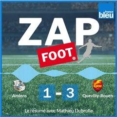 Ligue 2 (J3) : Amiens sombre contre Quevilly (1-3)