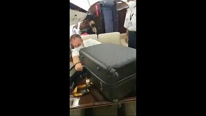 O uçağın sahibi kim