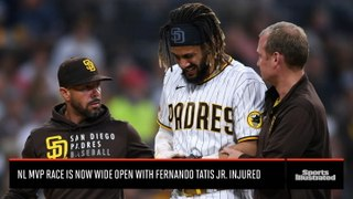Verducci: Padres' Tatis Jr. Possibly Out for the Rest of the Season Leaving NL MVP Race Wide Open